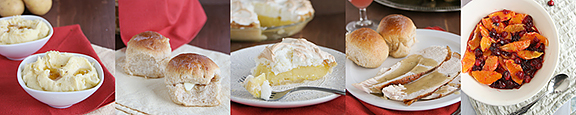 Thanksgiving Week 2012 - 5 recipes for your Thanksgiving table | www.tasteandtellblog.com