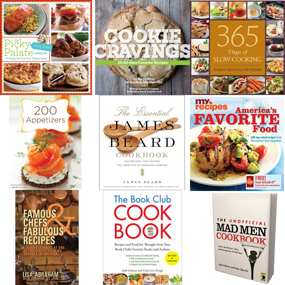 December Link Up at www.tasteandtellblog.com - link up your cookie recipes for a chance to win a collection of 9 cookbooks!