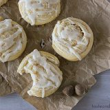 Easy Eggnog Pinwheels | www.tasteandtellblog.com #recipe #crescents