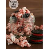 Peppermint and Cookie Popcorn | www.tasteandtellblog.com #recipe