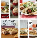 12 Must Make Recipes of 2012 | www.tasteandtellblog.com