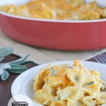 Butternut Bowties {Fridays with Rachael Ray}