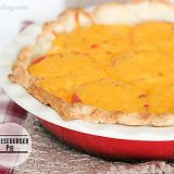 Cheeseburger Pie | www.tasteandtellblog.com