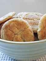 Mrs. Sigg's Snickerdoodles | www.tasteandtellblog.com