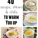 40 Soups, Stews & Chilis to Warm You Up | www.tasteandtellblog.com #recipe #soup #stew #chili