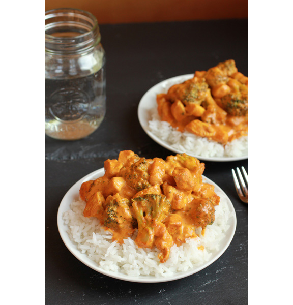Simple Coconut Chicken Curry from Half Baked Harvest
