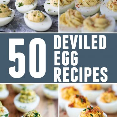 50 different ways to make deviled eggs