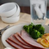 Honey Glazed Ham | Taste and Tell | www.tasteandtellblog.com