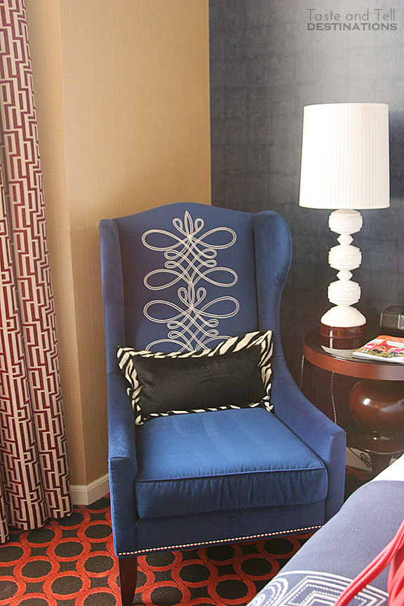 Hotel Monaco Salt Lake City | www.tasteandtellblog.com #travel #saltlakecity #utah