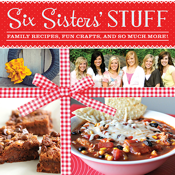 Six Sisters Stuff Review | www.tasteandtellblog.com #cookbook