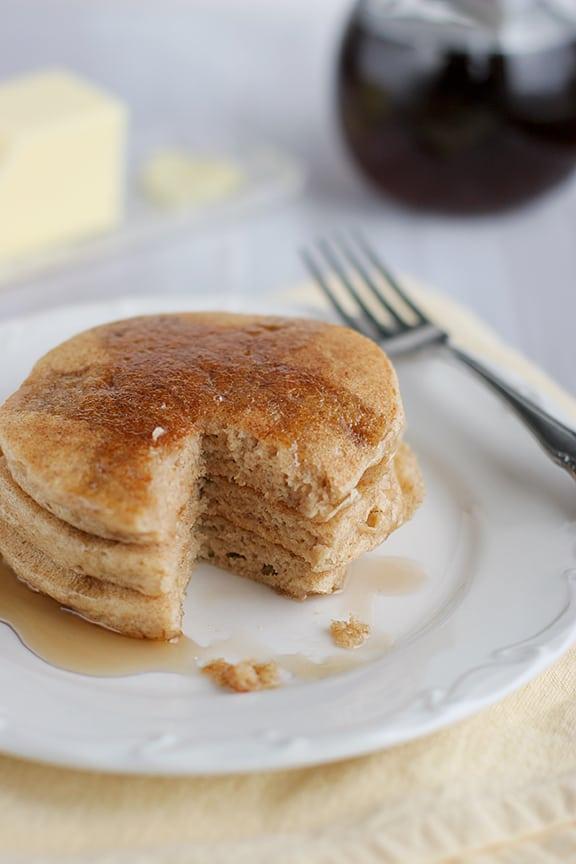 image Jana 2013 tasting pancakes with cum