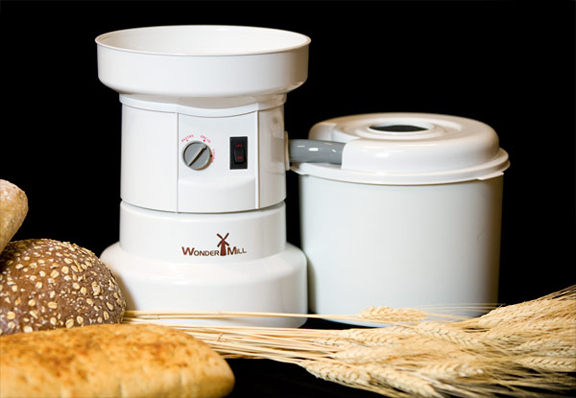 WonderMill Electric Grain Mill Giveaway