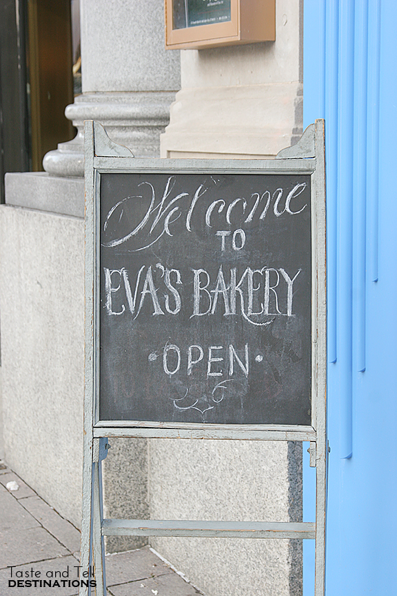 Eva's Bakery - Salt Lake City, UT | www.tasteandtellblog.com