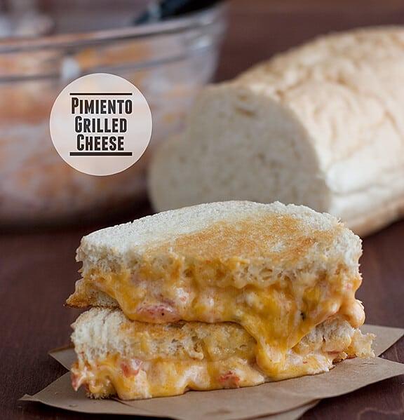 Pimiento Grilled Cheese | www.tasteandtellblog.com