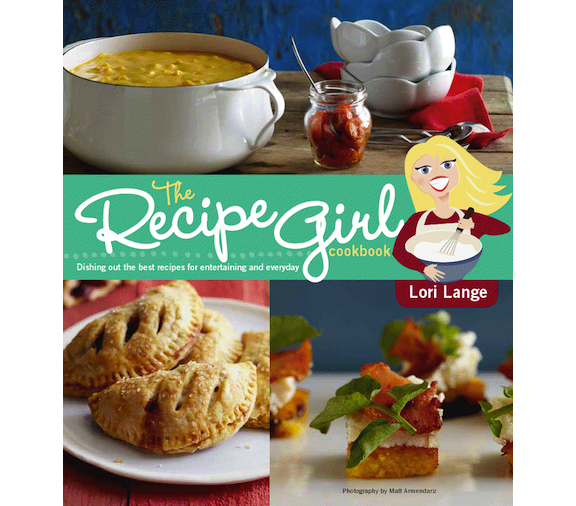 Review of The Recipe Girl Cookbook by Lori Lange