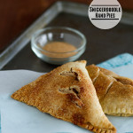 Snickerdoodle Hand Pies | www.tasteandtellblog.com