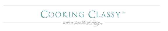A blogger spotlight with Jaclyn from Cooking Classy