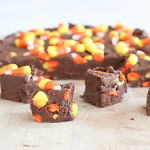 Candy Corn Fudge – Part 2 {and a giveaway!}