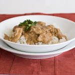 Cookbook of the Month Recipe – Coconut Chicken with Cashews