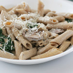 Saturdays With Rachael Ray – Creamy Mushroom Lovers Pasta