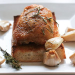Garlic-Roasted Chicken