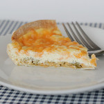 Green Chile Tortilla Pie
