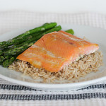 Cookbook of the Month Recipe – Honey Mustard Salmon