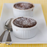 Cookbook of the Month Recipe – Hot Chocolate Souffles