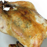 Bad Photo Sunday – Garlic Rosemary Roast Chicken with Jus