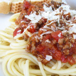 Tried, Tested & True – The Best Spaghetti Sauce Ever