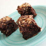 Fudgy Toffee Brownies