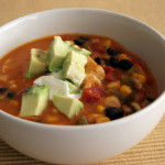 Cookbook Feature – Chicken and Cheese Enchilada Chowder