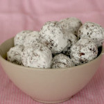 No Bake Oatmeal Cookie Balls