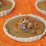 Cookbook of the Month Recipe: Butterscotch Pudding Tarts