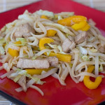 Cookbook of the Month Recipe – Pork Stir-Fry
