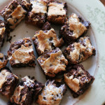 Cookbook of the Month Recipe – Toffee-Coconut Rocky Road Bars
