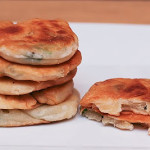 Cookbook of the Month Recipe – Scallion Pancakes