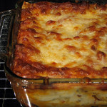 Bad Photo Sunday – American Lasagna