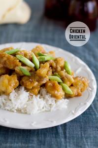 Chicken Oriental | www.tasteandtellblog.com