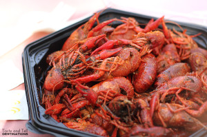 Crawfish Festival at the Homestead Resort in Midway, UT | www.tasteandtellblog.com