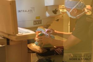 Davis Vision LASIK Procedure | www.tasteandtellblog.com