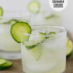 Fridays with Rachael Ray – Sparkling Cucumber Limeade