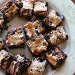 Toffee-Coconut Rocky Road Bars | www.tasteandtellblog.com