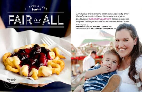 Summer 2013 Issue of Foodiecrush Magazine