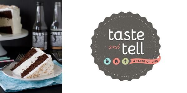 Root Beer Float Ice Cream Cake by Taste and Tell