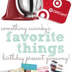 Ashton's Favorite Things {Giveaway}