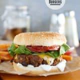 Taco Burgers | www.tasteandtellblog.com