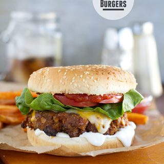 Taco Burgers   www.tasteandtellblog.com