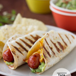 Fridays with Rachael Ray – Taco Dogs