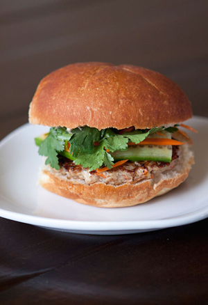 Banh Mi Burgers by Cafe Zupas